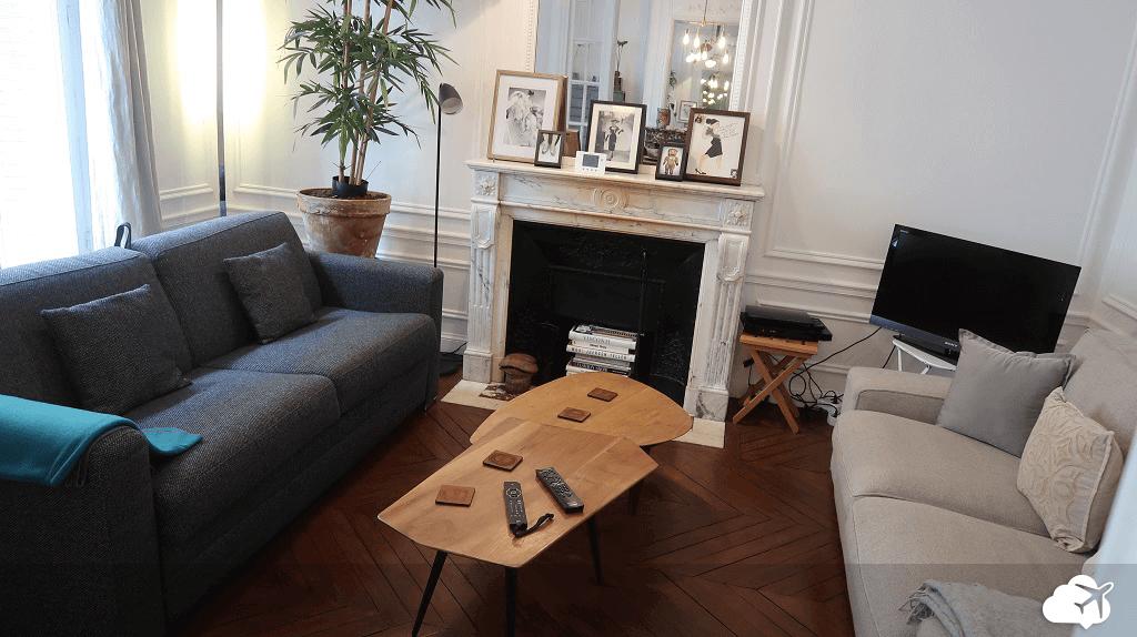 A La Parisiense aluguel apartamento Paris