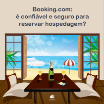 Site Booking: é confiável e seguro para reservar hospedagem?