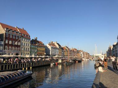 Os Cais de Nyhavn