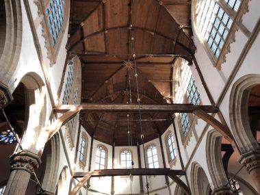 Interior da Oude Kerk