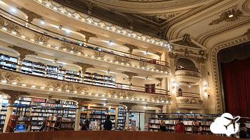 Livraria El Ateneo, uma das mais bonitas do mundo