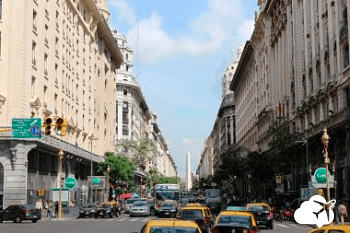 Obelisco pontos turísticos de Buenos Aires