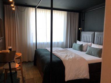 Quarto do Hotel Danmark