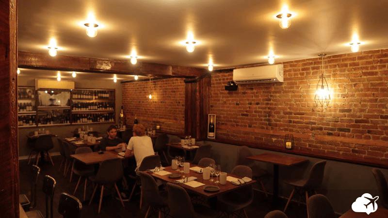 restaurante chasse galerie em montreal