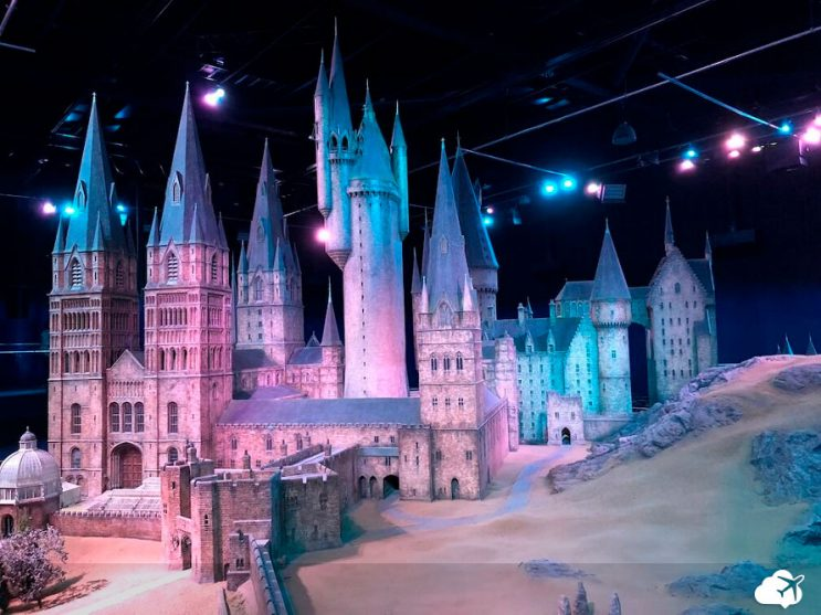 hogwarts harry potter londres