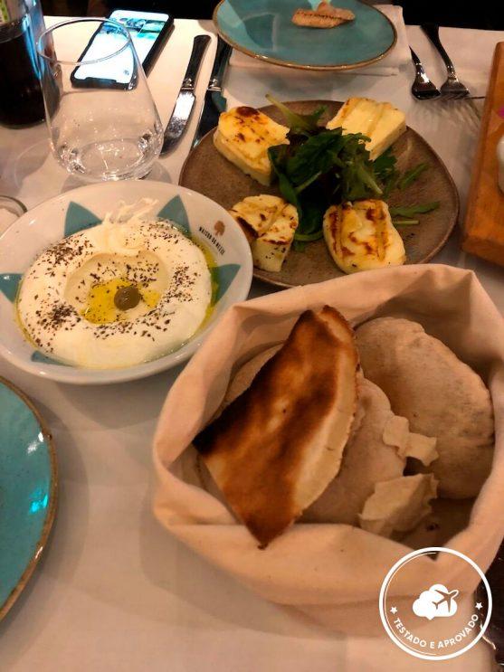 restaurante maison du mezze londres