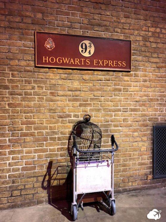 plataforma hogwarts londres