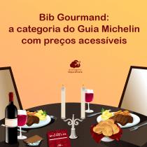 Bib Gourmand: a categoria do Guia Michelin com preços acessíveis