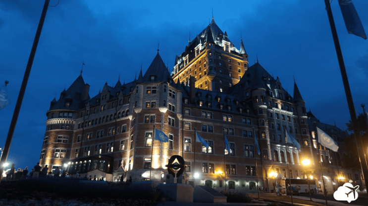 fairmount chateau quebec city