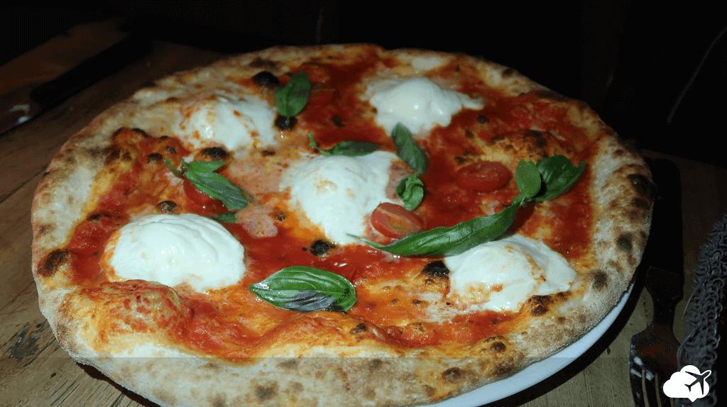 Pizza La Margherita
