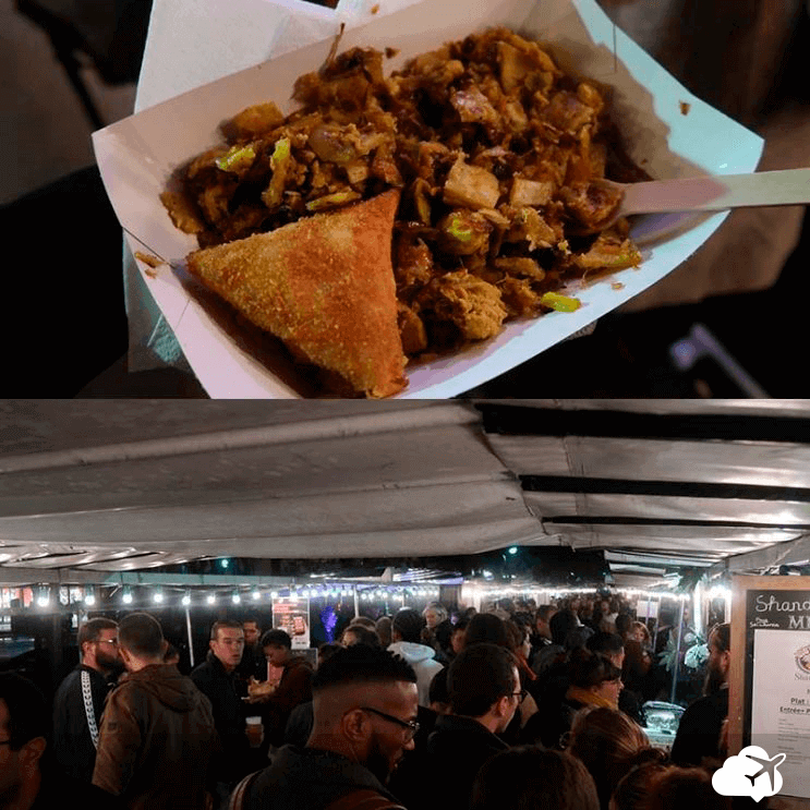Le Food Market tem comida do mundo todo