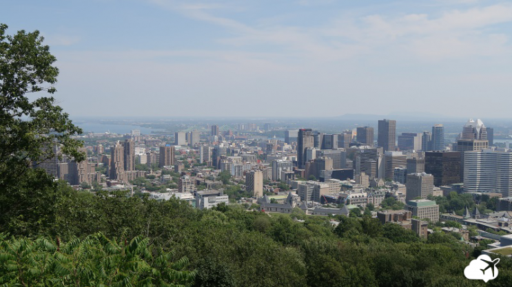 mirante parque mont-royal montreal