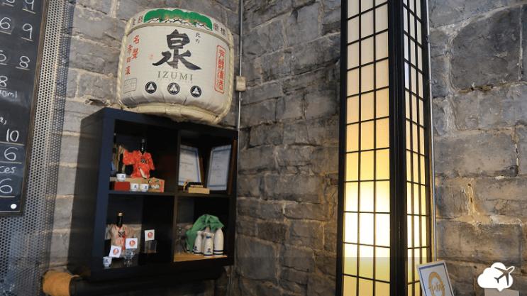 spring water sake toronto canada