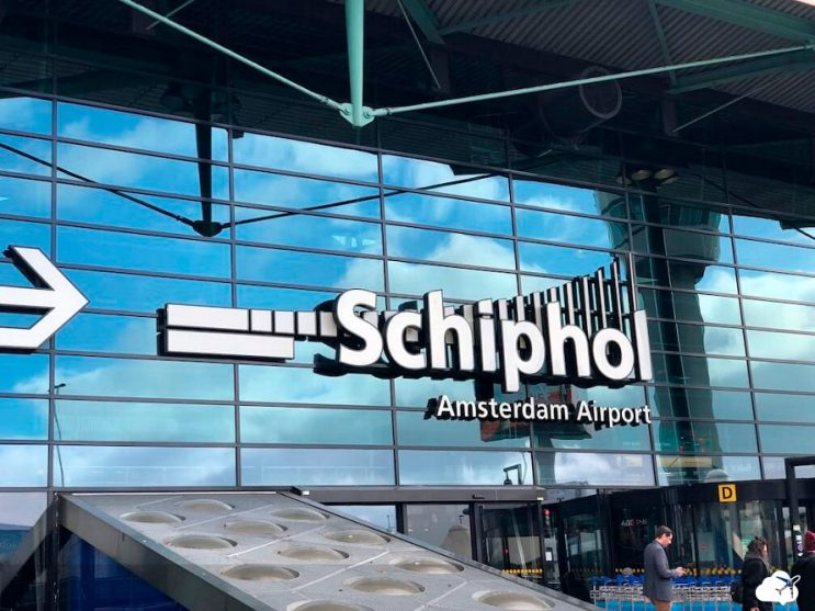aeroporto schiphol amsterdam