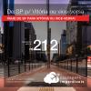 Promoção de Passagens de <b>SÃO PAULO</b> para <b>VITÓRIA</b>, ou vice-versa! A partir de R$ 212, ida e volta, COM TAXAS INCLUÍDAS, em até 6x SEM JUROS! Datas até 2019!