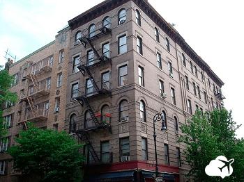 Apartamento dos Friends Nova York