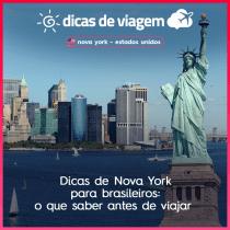 Dicas de Nova York para brasileiros: o que saber antes de viajar