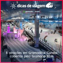 8 atrações em Gramado e Canela cobertas pelo Gramado Pass