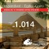IMPERDÍVEL!! Promoção de Passagens para o <b>EGITO: Cairo</b>! A partir de R$ 1.014, ida e volta, COM TAXAS INCLUÍDAS!