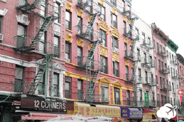 Chinatown e Little Italy NYC