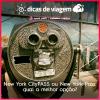 New York Pass ou New York CityPASS: qual a melhor opção?