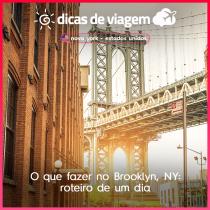 O que fazer no Brooklyn, NY: roteiro de um dia