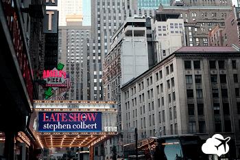 Avenida Broadway em Nova York
