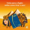 Visto para o Egito: saiba como tirar o seu!