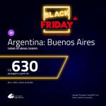BLACK FRIDAY 2018: Promoção de Passagens para a <b>ARGENTINA: Buenos Aires</b>! A partir de R$ 630, ida e volta, COM TAXAS INCLUÍDAS! Datas até Setembro/2019!