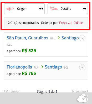 Como comprar passagem aérea