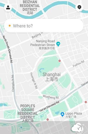Didi apps de carro tipo Uber