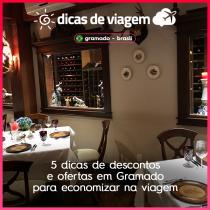 5 dicas de descontos e ofertas em Gramado para economizar na viagem