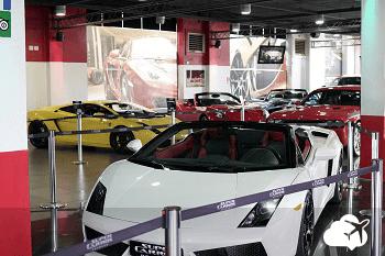 salão super carros em Gramado