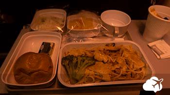 Comida na air China