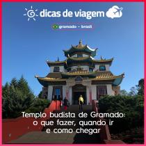 Templo budista de Gramado: o que fazer, quando ir e como chegar