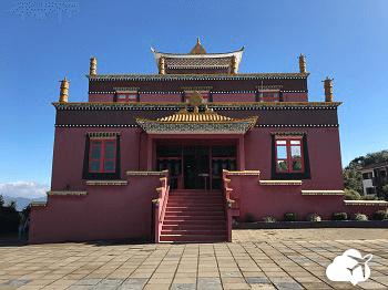 templo budista gramado khadro ling