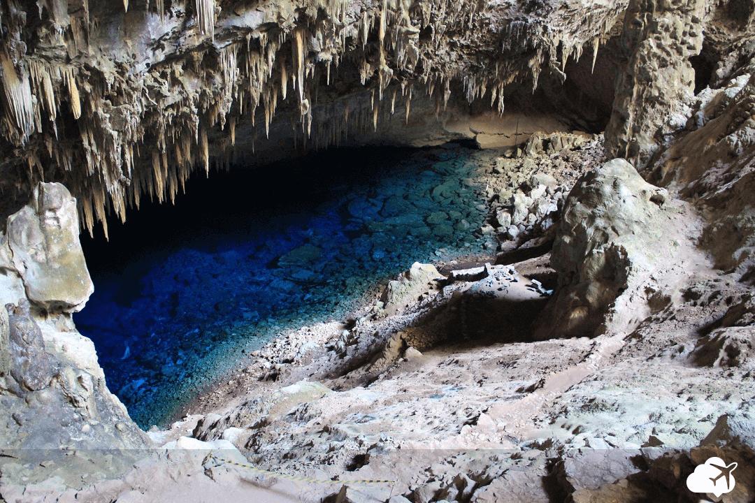 Gruta lago azul Bonito Mato Grosso do Sul