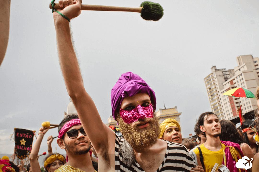 Carnaval de Belo Horizonte, bloco Então Brilha