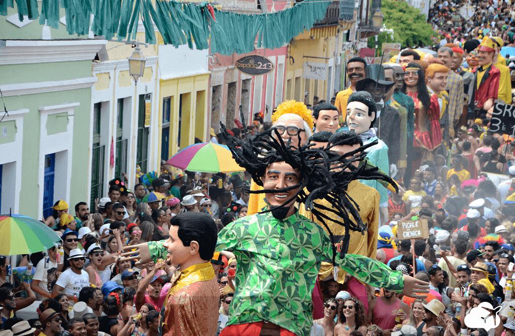 Carnaval Recife e Olinda