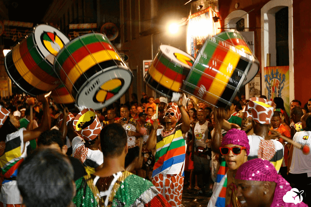 Olodum carnaval Salvador