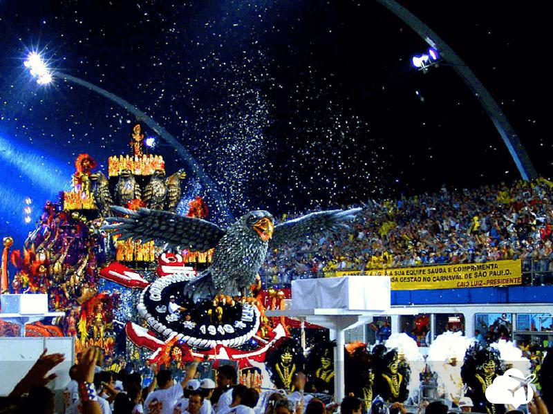 Carnaval de São Paulo escolas de samba