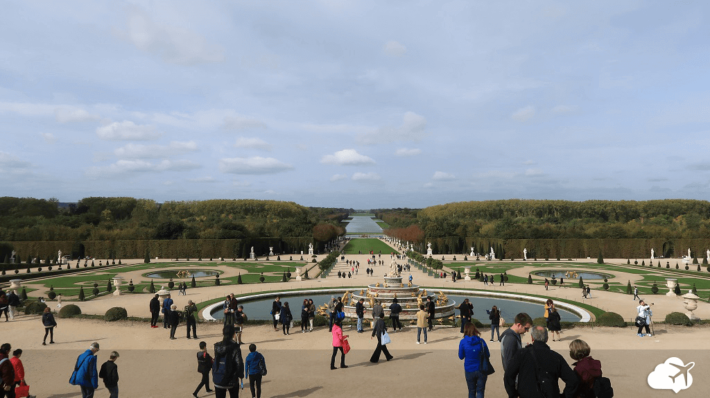 Jardins de Luis XIV