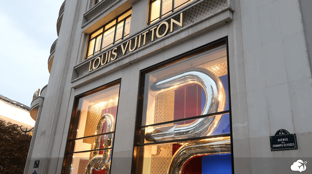Louis Vuitton Champs Elysee