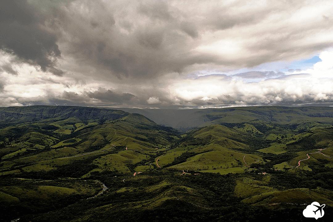 Parque nacional Serra da Canastra MG