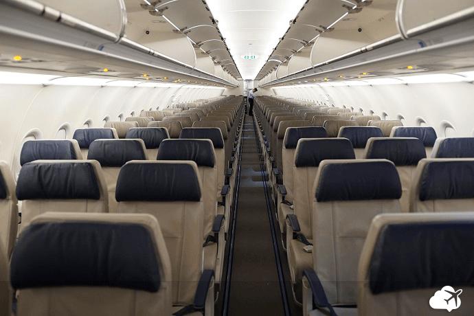 Assentos voo Azul direto BH - Buenos Aires