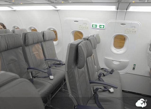 Assento mais Azul voo direto BH - Buenos Aires