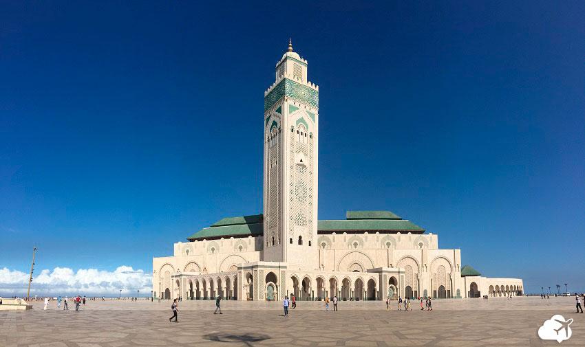 Mesquita Casablanca Marrocos