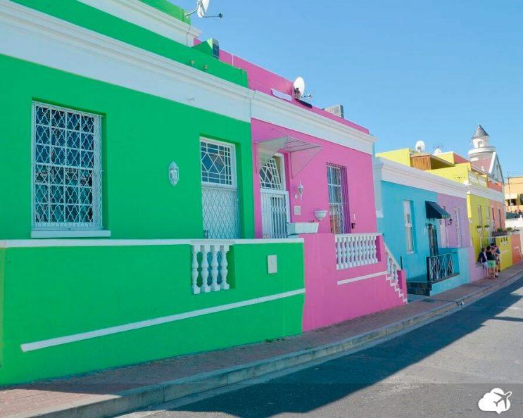 casas coloridas cape town bo kaap