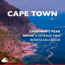 Chapman's Peak Drive: a estrada mais bonita de Cape Town