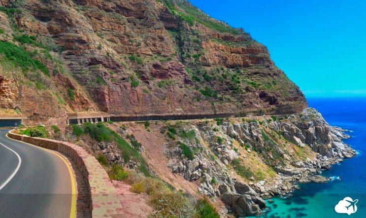 tunel chapman's peak drive cape town